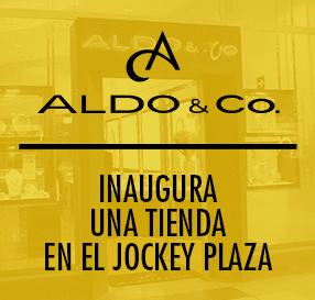 37615906fe Aldo & Co, inaugura una tienda en el Jockey Plaza